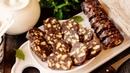 ШОКОЛАДНАЯ КОЛБАСА К ЧАЮ из печенья и какао (Очень вкусный рецепт) | Chocolate Sausage, сладкая колбаска, шоколадная колбаса рецепт