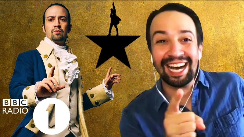 We hacked the system Lin Manuel Miranda on bringing Hamilton from stage to screen