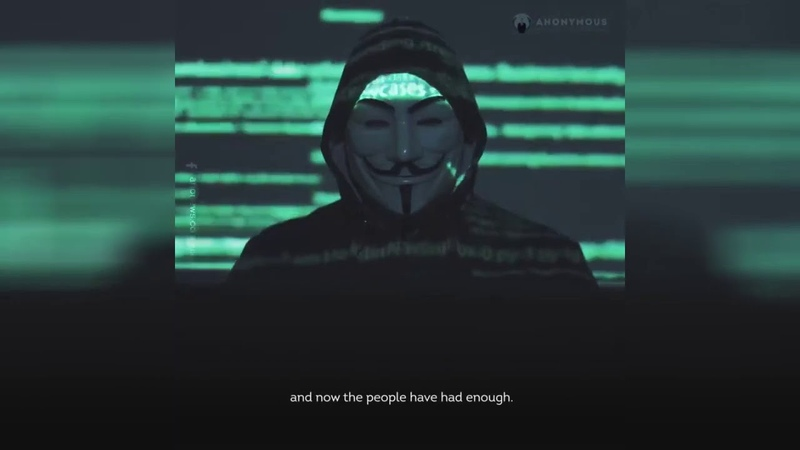'We are Legion expect us' Anonymous send message to Minneapolis Police Department
