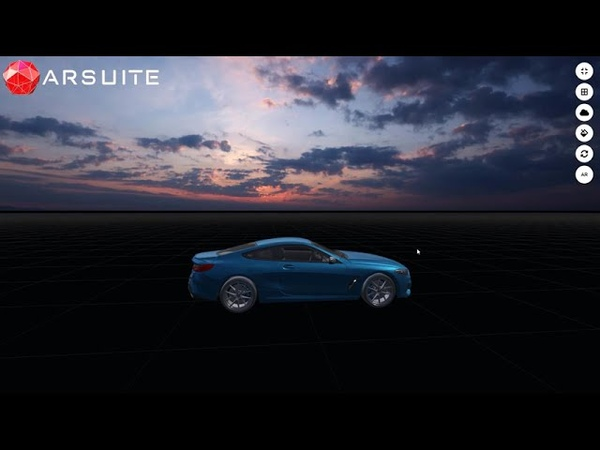 Arsuite 8K HDRI Skybox Second Look. This is not WebXR, this is the Photorealistic WebXR.