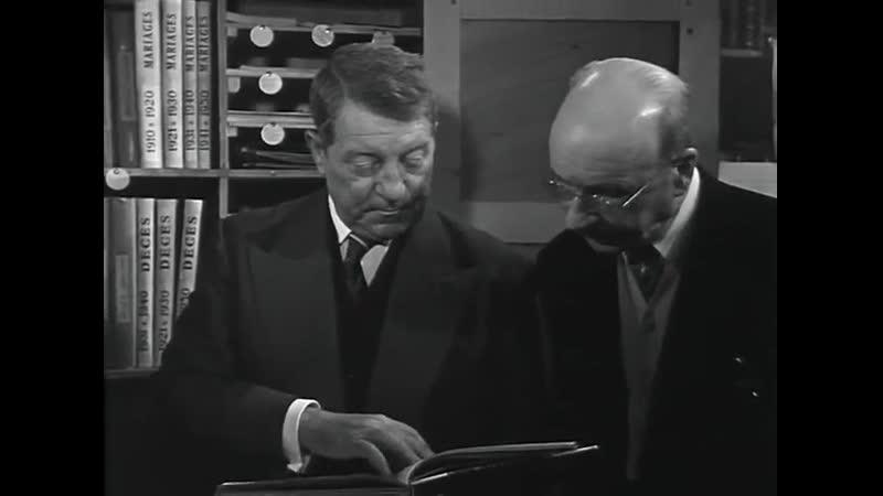 Дело доктора Лорана (Le cas du Dr Laurent, 1957), режиссер Жан-Поль Ле Шануа