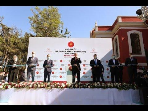 Hadımköy Dr. İsmail Niyazi Kurtulmuş Hastanesi Açıldı