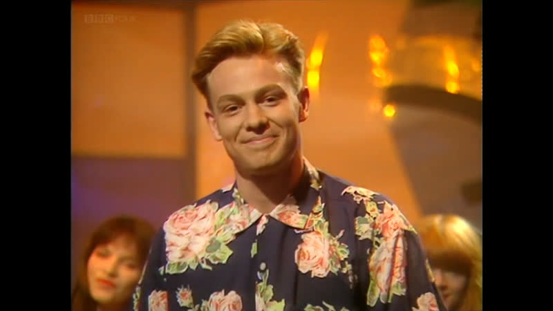 Jason Donovan Sealed With A Kiss Top Of The Pops 1989