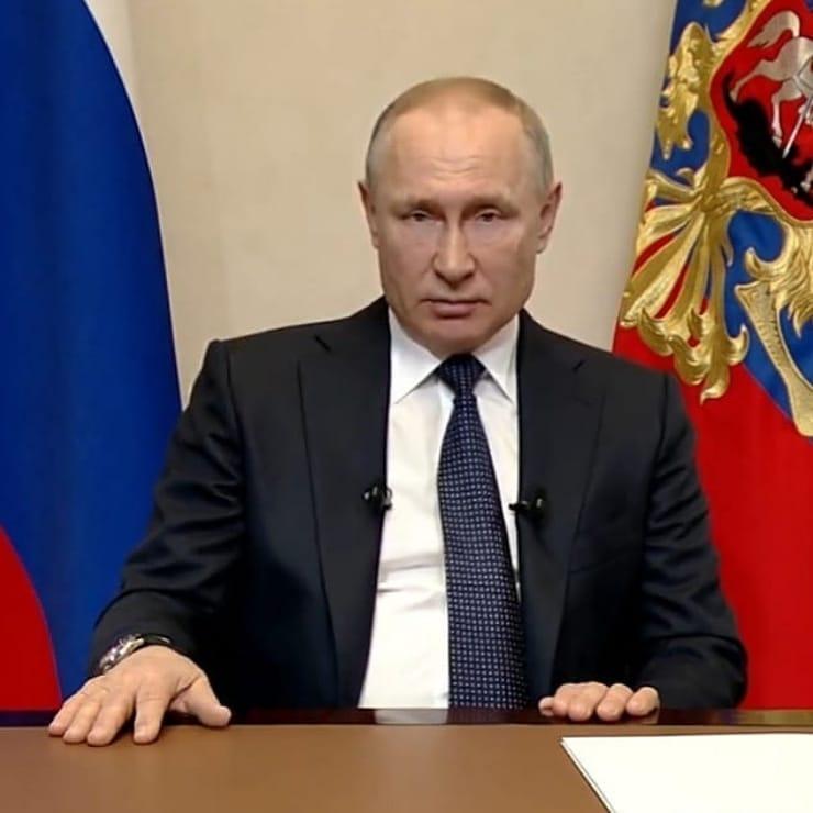 Президент России утвердил первое июля датой голосования по поправкам в Конституцию