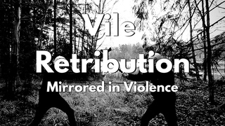 Vile Retribution(Denmark) - Mirrored In Violence (Official Video) - Blackened Death Metal