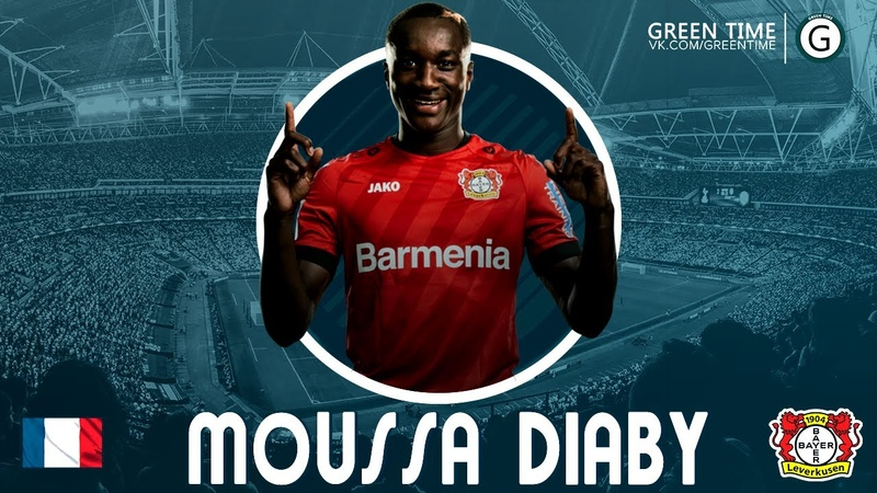 Moussa Diaby Faded Zhu ft Sean Bobo Bayer Leverkusen ᴴᴰ