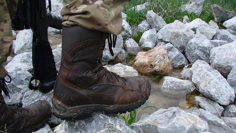 Обувь выживальщика