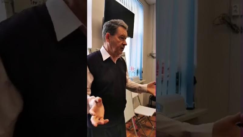 Шамсутдинов Винир Фатхутдинович врач кардиолог с 45 летним стажем