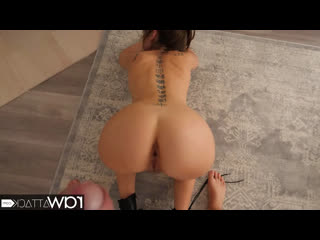 RawAttack Riley Reid- PORN LEGEND GETS HER HAIRY PUSSY POUNDED Raw Attack Hottie Hardcore Huge Tits POV