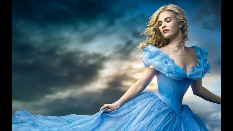 Золушка Cinderella 2015 Фильм о фильме Русский язык HD