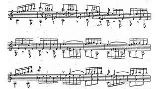 Manuel de Falla - La vie Bréve for guitar (Arr. Keigo Fujii) - Score video