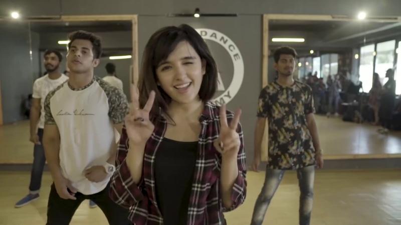 Biba | Shirley Setia ft. Adil Shaikh Choreography | Marshmello | Pritam | SRK | BibaDance