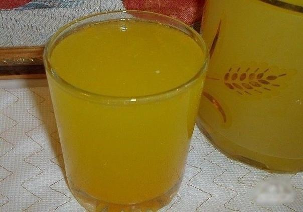 Освежающий домашний лимонад