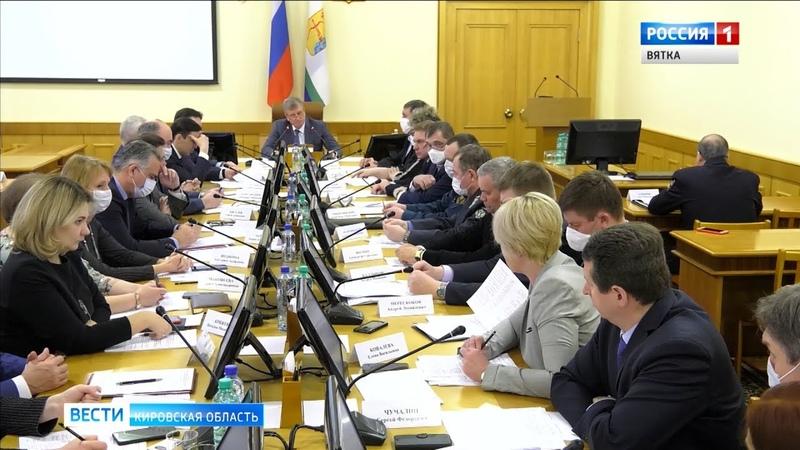 В регионе будет вестись мониторинг людей вернувшихся из Москвы и Санкт Петербурга ГТРК Вятка