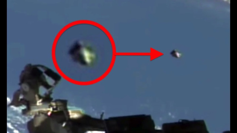 Full 22 minutes of UFO At space station Feb 21 2020 UFO Sighting News
