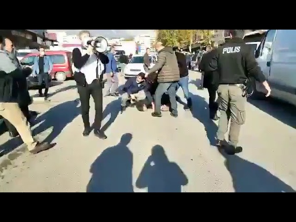 Kahramanmaraşta polislere ateş açarak 1 polisin şehit olmasına yol açan saldırgan yakalandı