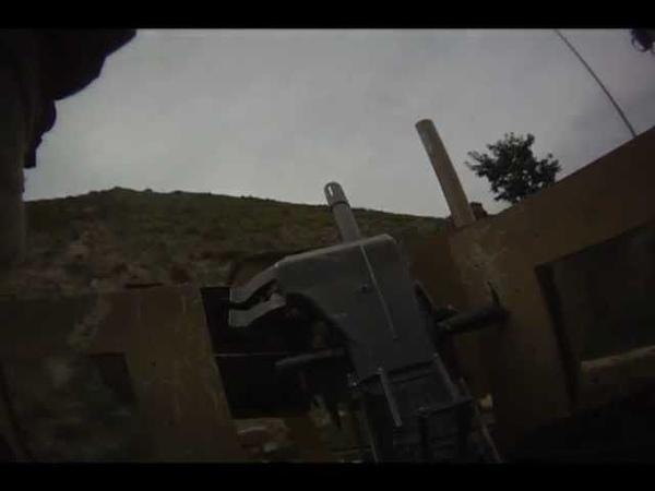 U.S. Soldiers hit by IED in Afghanistan (NO DEATHS)