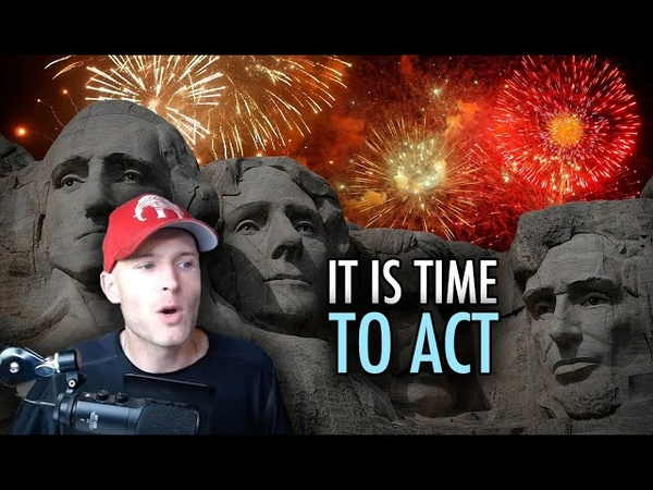 Its Time to ACT Analyzing Trumps Mount Rushmore Speech