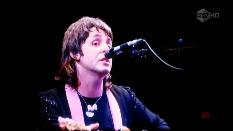 Paul McCartney Wings Yesterday Live 1979