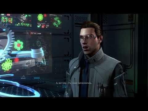 Аугментируем в Deus Ex Mankind Divided 3 день Договариваемся с местным Доном Корлеоне