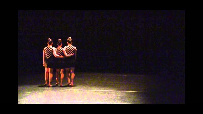 Trinity Laban - BA2 Choreography Show 2015