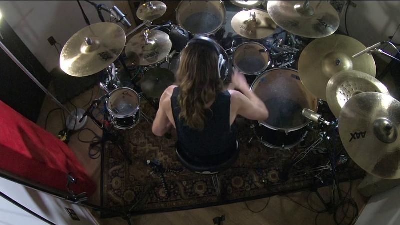 HAVOK Post Truth Era Pete Webber Drum Cam
