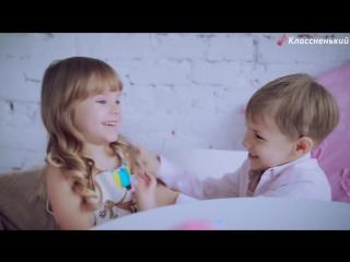 Илья Подстрелов - Ути, моя маленькая Новые Клипы 2016 прикольная песня про первую любовь