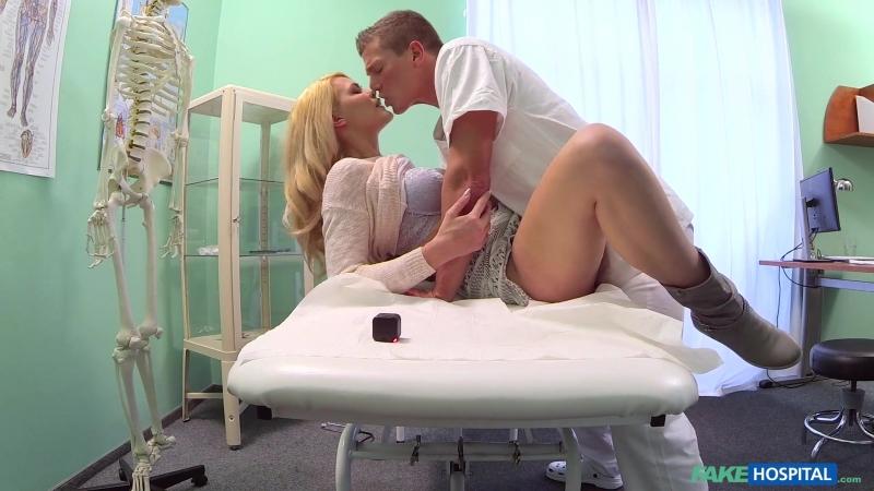 Izzy Delphine Doctor Gives Czech Babe Wet Panties All Sex, Новый Порно Фильм, New Porn