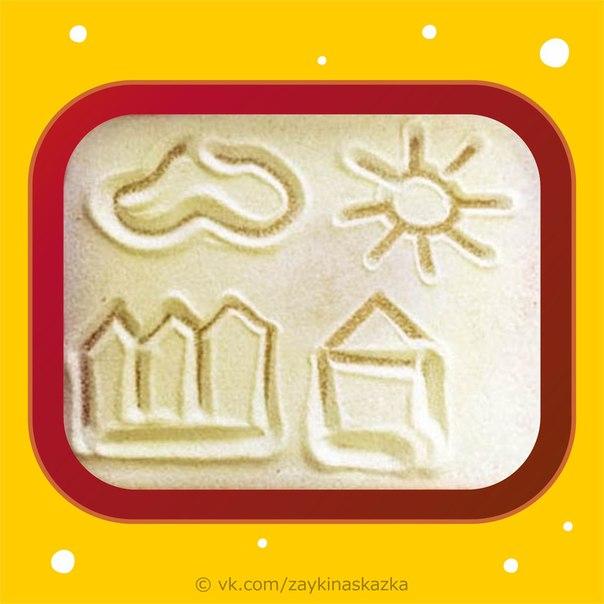 РИСОВАНИЕ МАНКОЙ НА ПОДНОСЕ Манка по текстуре очень похожа на песок. Иногда, для смены тактильных ощущений (когда хочется эффекта «прохладного морского песочка»), можно положить манку ненадолго