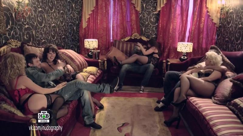 Голая Юлия Латышева и сексуальные неизвестные актрисы в сериале Дело чести 2013 Алексей Чистиков Серия 1 1080i