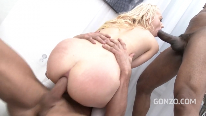 [Legal ASS]Kira Thorn russian slut in GANGBANG