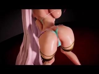 Hentai & Хентай 18+ .MMD Dancing girl MMDHMV