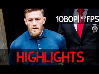 Conor McGregor HighLights all fight in UFC 2018 || 1080p (60) HD conor mcgregor highlights all fight in ufc 2018 || 1080p (60