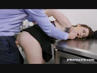Misha Cross [PornMir, ПОРНО, new Porn, HD 1080, Anal, Lingerie, Brunette, Tattoo, Small Tits, Hairy Pussy, Big Cock]