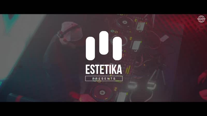 Estetika w The Organism (13.04.19 @ Warpp Club)