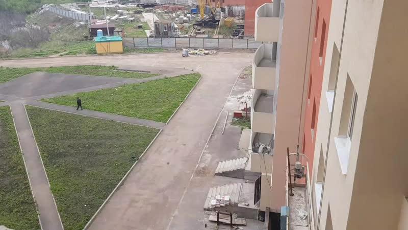 21.05.19г Секция В ул.Дагестанская 9 обзор.