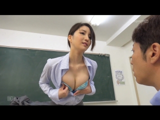Учительница японка шалит #1 |азиатка|минет|секс|milf|asian|japanese|girl|porn|sex|blow_job|HEY-095