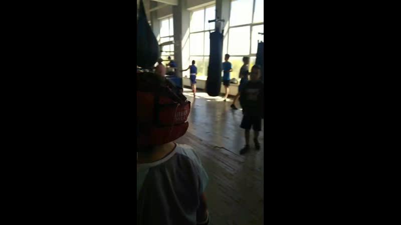 Live Федерация бокса город Сибай