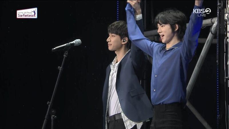 Ice Fantasia 2019 차준환54785 [Boy with a star]