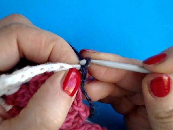 Вязание крючком Урок 252 Бабушкин квадрат Crochet granny square