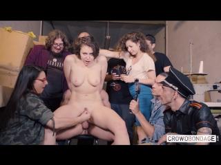 PornDoePremium Sofia Curly  BEAUTY AND THE BONDAGE BEAST New Porn 2018