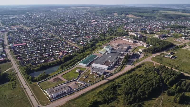 Производство сыра в Башкирии Белебеевский молочный комбинат