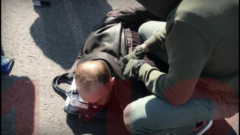 Подозрение в вымогательстве: арестован бывший высокопоставленный полицейский
