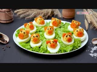Как приготовить фаршированные яйца Свинки rfr ghbujnjdbnm afhibhjdfyyst zqwf cdbyrb rfr ghbujnjdbnm afhibhjdfyyst zqwf cdby