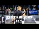 1030 REPS ON OPEN WORKOUT 20 2 Frederik Aegidius