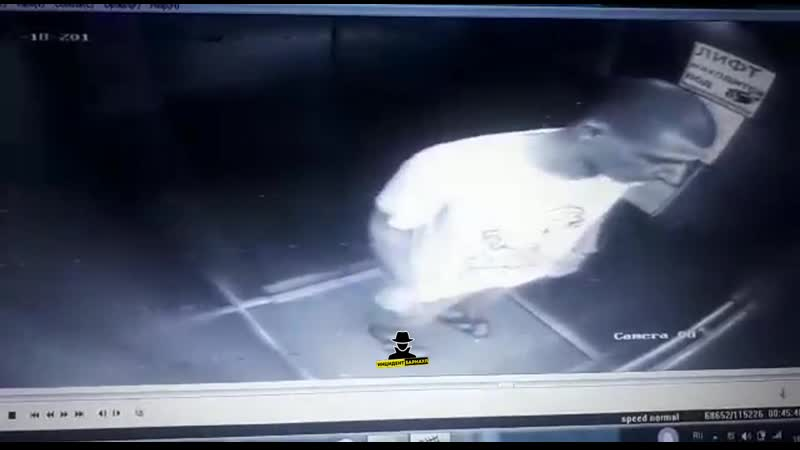 Кража велосипеда (Инцидент Барнаул)