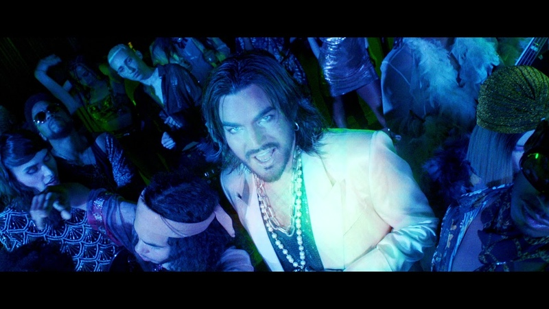 Adam Lambert - Comin In Hot (Official Video)