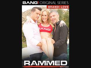 Brandi Love [PornMir, ПОРНО, new Porn, HD 1080, Big Boobs, Mature, Facial Cumshot, Threesome, Double Blowjob]