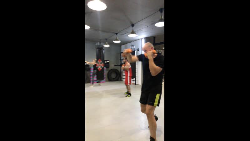 Live: Бокс Новороссийска с к White Gym