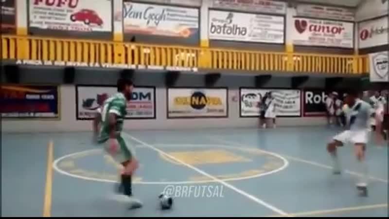 Футзал*Futsal - Здорово прокатил себе